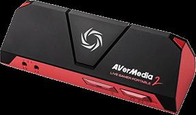 AverMedia圓剛-實況擷取盒