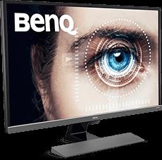 BenQ明碁-4K HDR舒視屏護眼螢幕