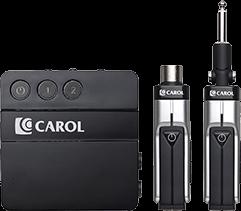 CAROL佳樂-迷你數位無線麥克風系統