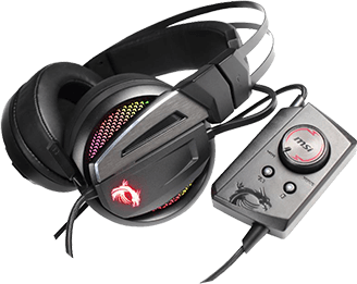 MSI微星-GAMING 電競耳機