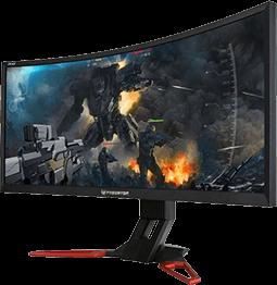 Acer宏碁-曲面電競螢幕