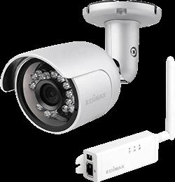 EDIMAX 訊舟-室外型HD無線網路攝影