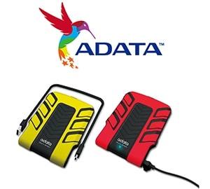 ADATA威剛-運動外接式硬碟