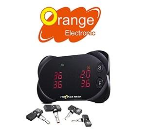 Orange Electronic橙的電子-乘用車用無線胎壓偵測系統