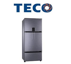 TECO東元-高效一級三門變頻冰箱