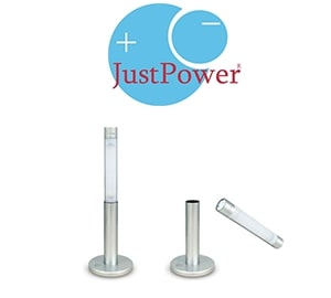 Justpower宏鑫-LED智慧型觸控桌燈
