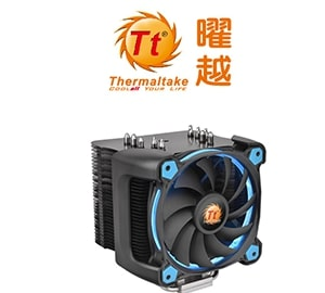 Thermaltake 曜越 Riing Silent 12 CPU散熱器