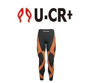 U.CR+必和-機能壓力自行車褲