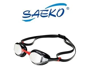SAEKO冠馳-三鐵競技廣角泳鏡