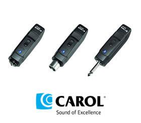 CAROL佳樂-藍牙無線領夾式麥克風