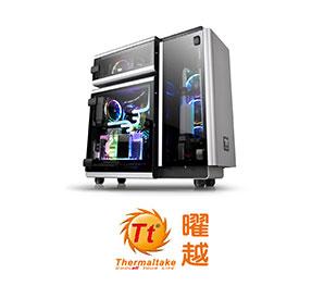Thermaltake曜越-Level 20強化玻璃高直立式機殼