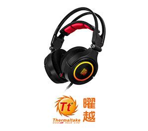 Thermaltake曜越-克諾司CRONOS Riing RGB 7.1專業電競耳機