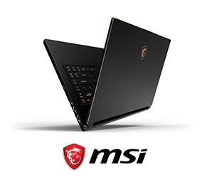 MSI微星-GS65 極致輕薄電競筆電
