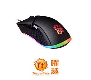 Thermaltake曜越-IRIS RGB電競光學滑鼠
