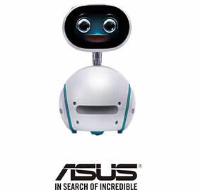 Zenbo華碩-居家好夥伴智慧機器人