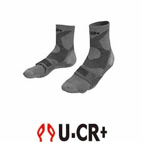 U.CR+必和-輔助鞋襪