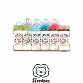 Simba美弗-萬用PPSU奶瓶