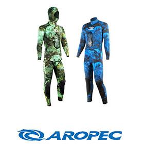 金鴻AROPEC-打獵潛水迷彩防寒衣及配件