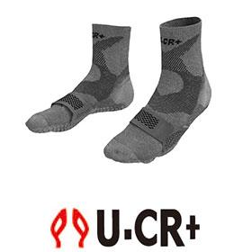 必和UCR+-白竹纖輔助鞋襪