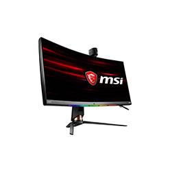 Optix MPG341CQR智慧RGB電競曲面螢幕