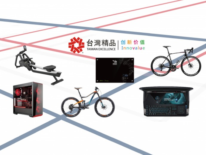 台灣精品亮相深圳高交会 多项智慧科技产品吸眼球