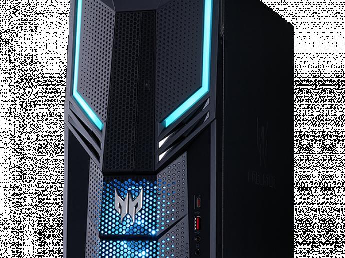 宏碁发表极致效能Predator Orion 5000 电竞桌机