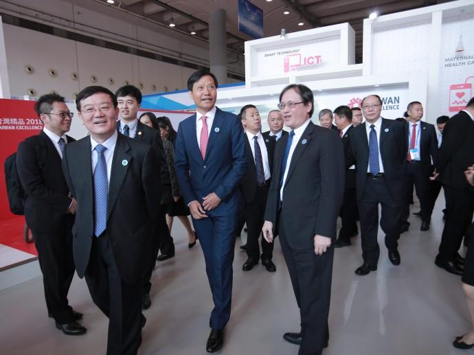 台湾精品贴心智慧解决方案 闪亮「中国–东盟博览会」