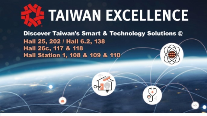 Taiwan Excellence Pavilion@IFA 2018