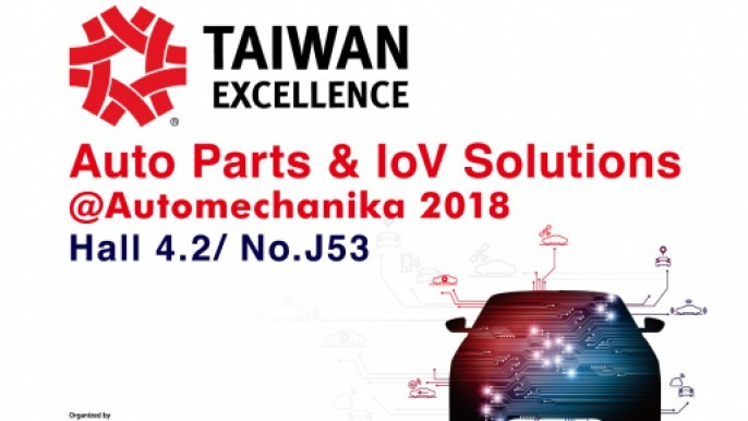 Taiwan Excellence Pavilion @ AUTOMECHANIKA 2018
