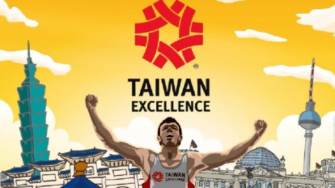 Taiwan Excellence  @ Berlin Marathon Expo 2019