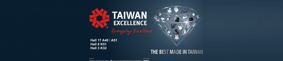Taiwan Excellence Pavilion @MEDICA 2019