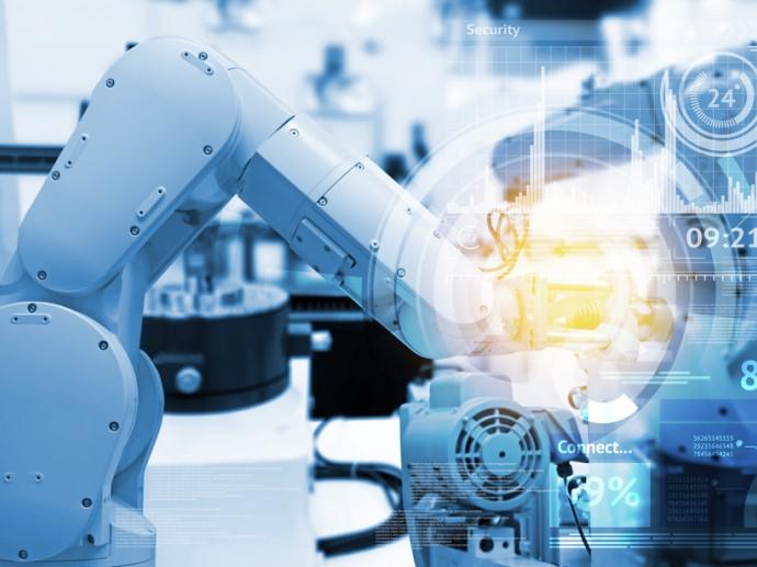 Intelligente Maschinen für die Fabrik der Zukunft