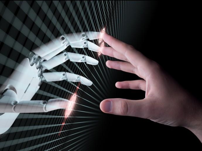 Schlaue Roboter gegen das Corona-Virus