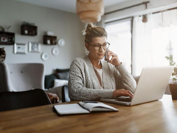 Zuhause Arbeiten und Lernen: Mit diesen fünf Produkten wird das Homeoffice besser