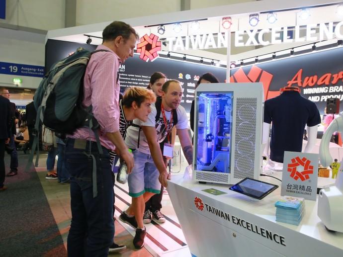 Taiwans Technologie-Trendsetter präsentieren Innovationen auf der IFA