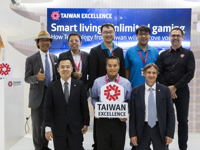 """Smart living, Unlimited gaming -  How Technology from Taiwan will improve your life"""