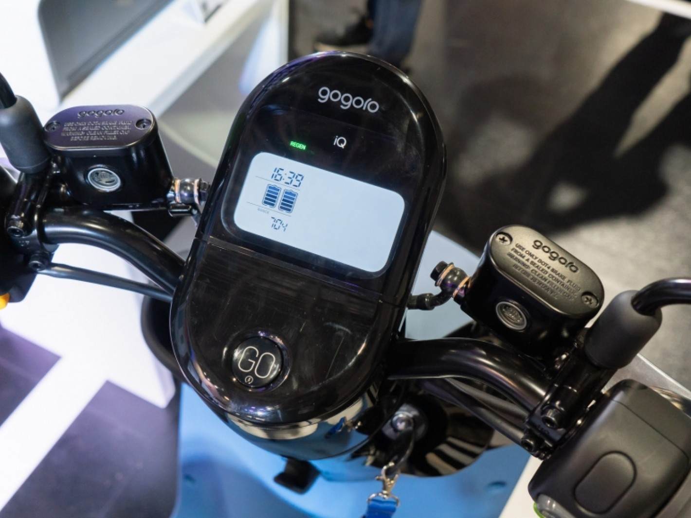 Gogoro Smartscooter 3