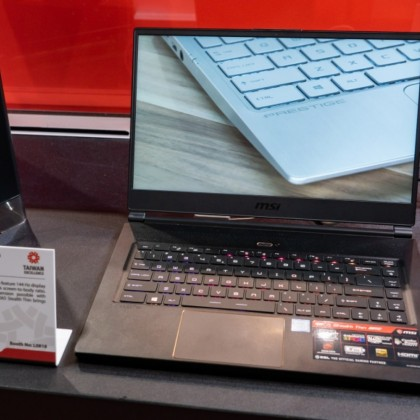 MSI GS65 Stealth Gaming-Notebook