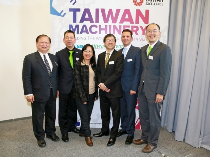 Cutting-edge technology from Taiwan at the 2017 Hannover Messe