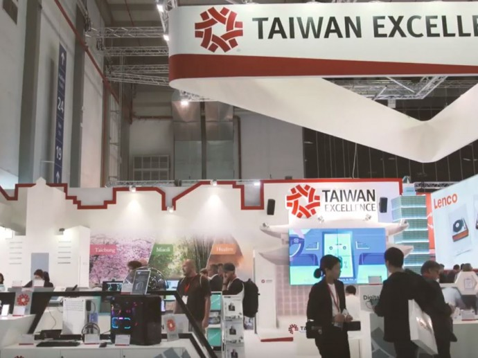 TAIWAN EXCELLENCE @ IFA 2018