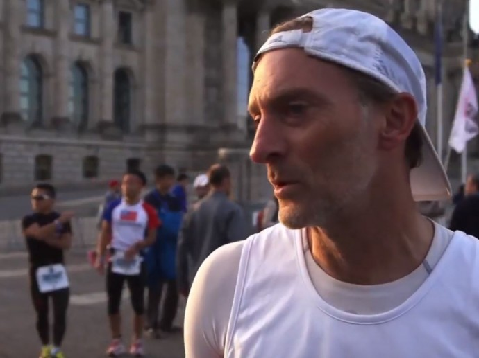 2018 Taiwan Excellence at Berlin Marathon