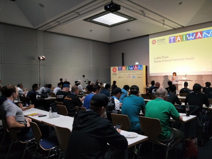 Taiwan Excellence Press Conference @ Eurobike 2019
