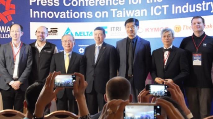 Taiwan Excellence Pavilion@CES 2018