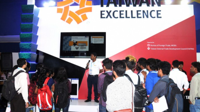 Taiwan Excellence Pavilion @ Smart Asia