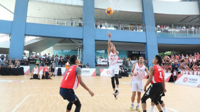 Taiwan Excellence Basketball Camp fuels Pinoy court skills and Taiwanese innovation