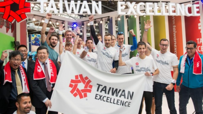 Taiwan Excellence Pavilion@Berlin Vital 2018