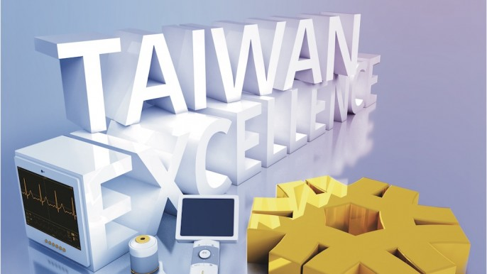 Taiwan Excellence Pavilion@MEDICA 2018