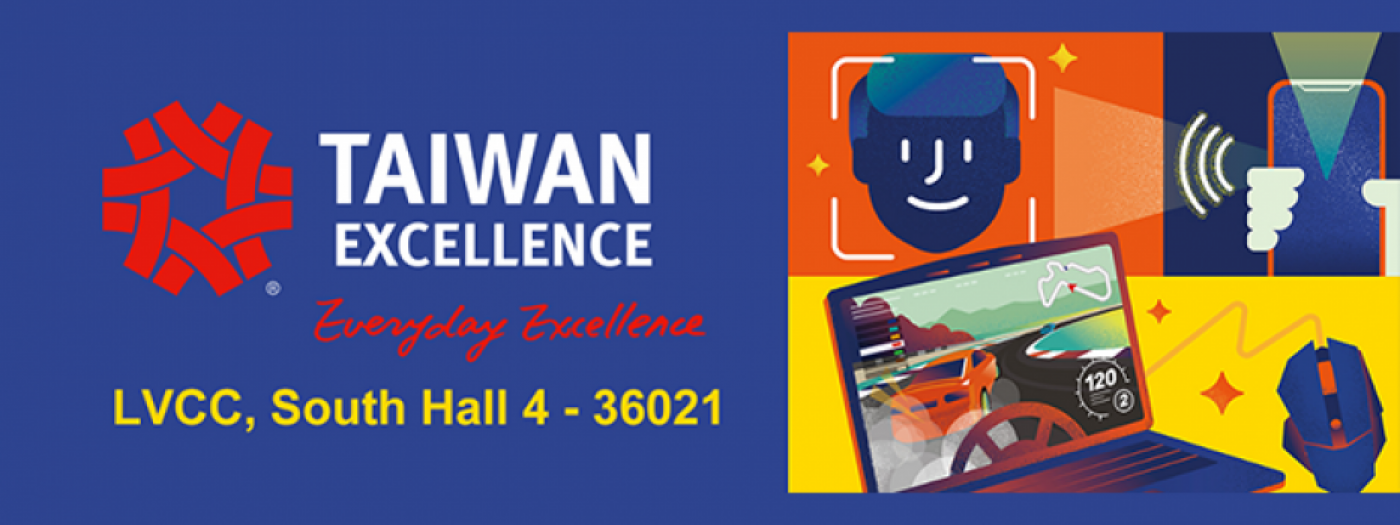 Taiwan Excellence Pavilion @ CES 2020