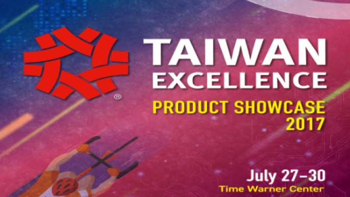 Taiwan Excellence Experiencing Zone @ Time Warner Center, New York