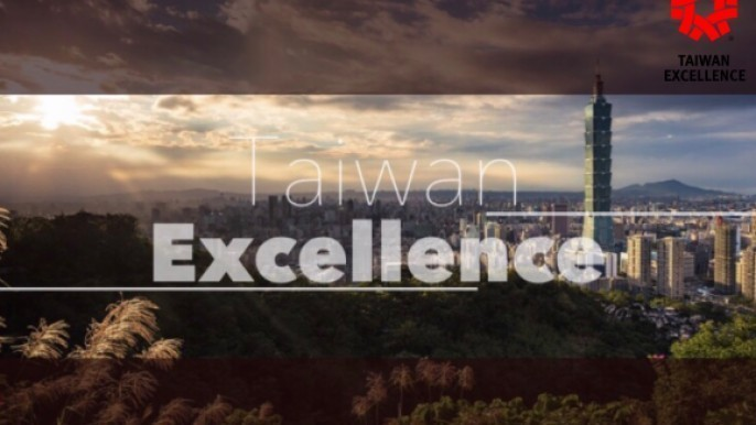 TAIWAN EXCELLENCE Pavilion at Taipei Cycle